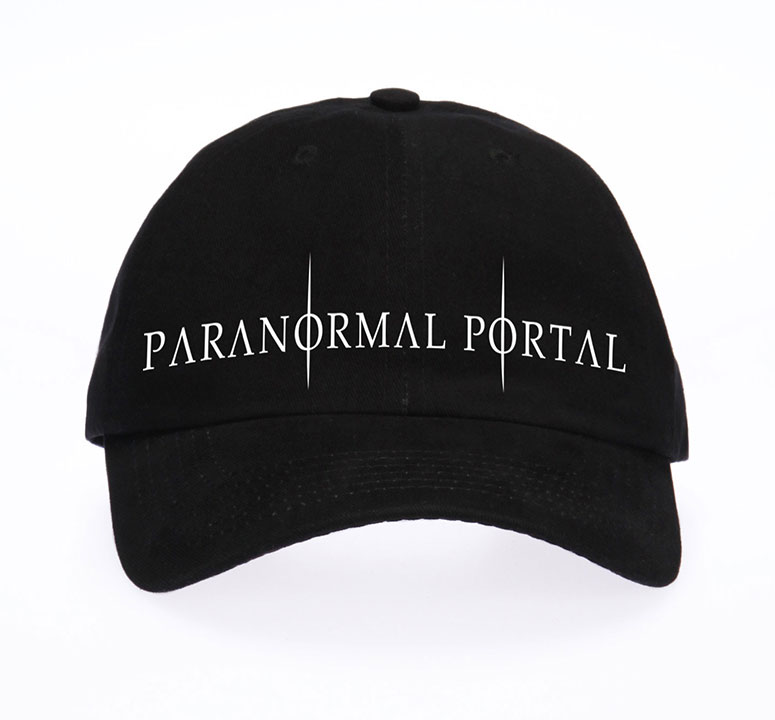 Paranormal Portal Ball Cap