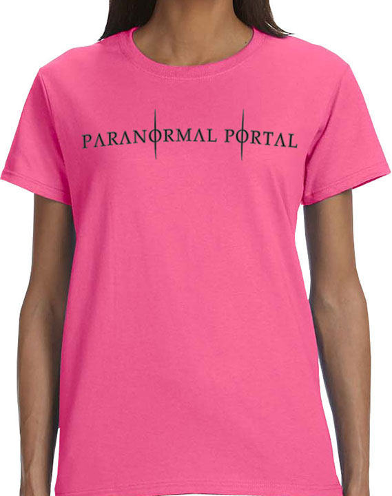 Paranormal Portal Women's T-Shirt
